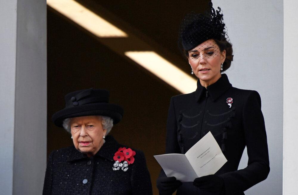 Kius või Meghani enda soov? Tõeline põhjus, miks Kate'il oli riigipühal ameeriklannast palju tähtsam roll
