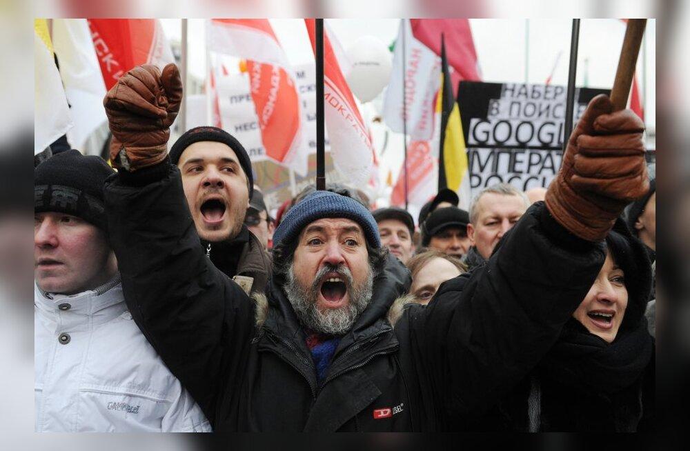 Karmo Tüür: Vene rahvast ärritab võimude ülbus