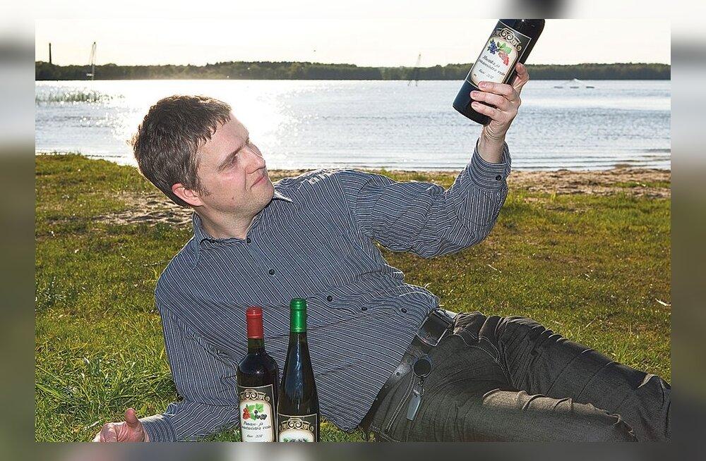 Võidukad veinid mulksusid tikri, kirsi ja mustika abiga