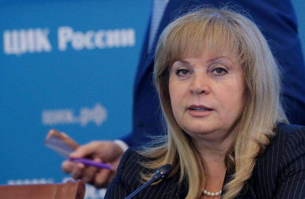 Представители Эстонии отказались ехать на конференцию в Москву по приглашению Эллы Памфиловой