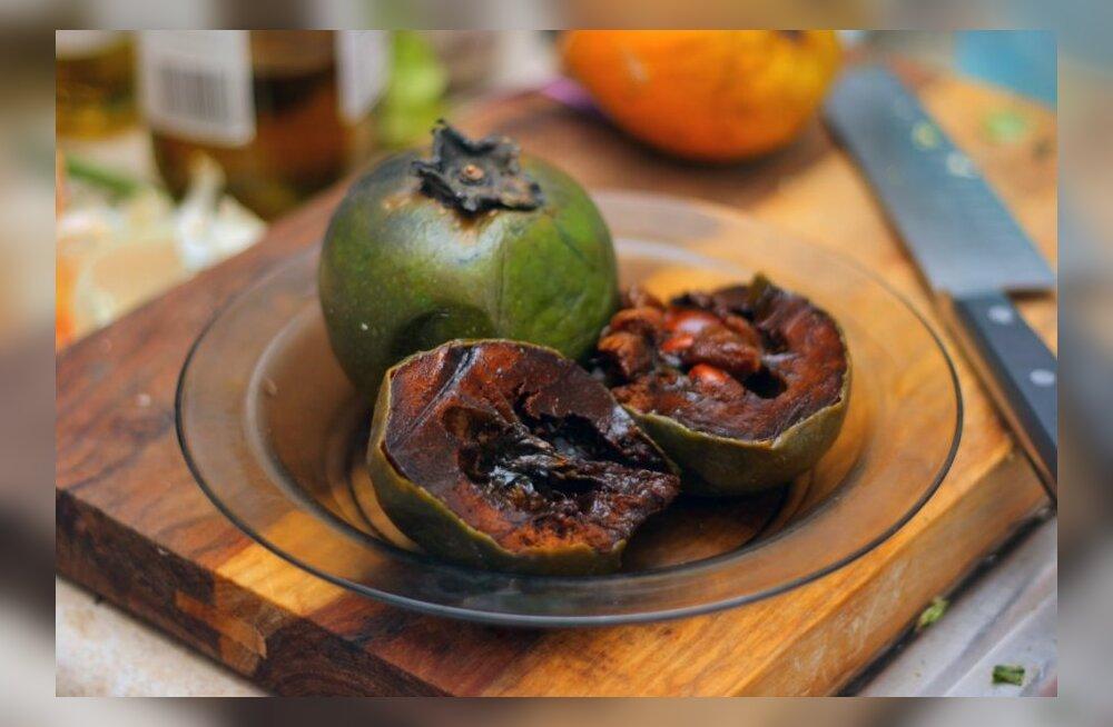 Saage tuttavaks: puuvili, mis maitseb nagu šokolaadipuding!