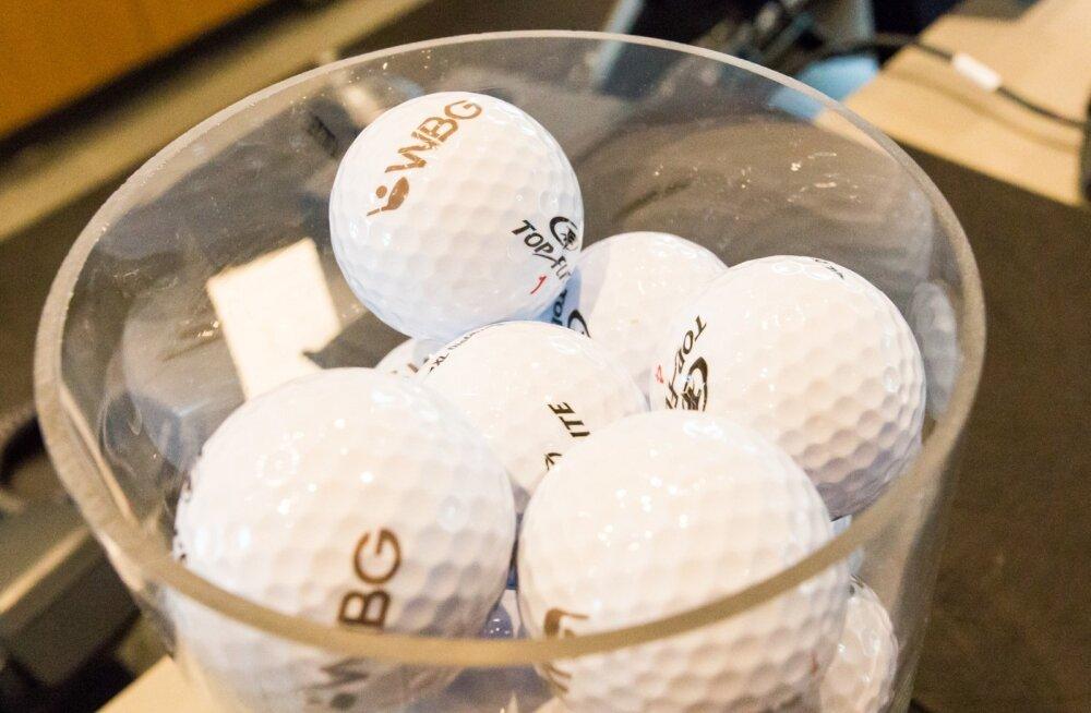 Eesti golfi esinumber pudenes rajamängu meistrivõistlustel konkurentsist