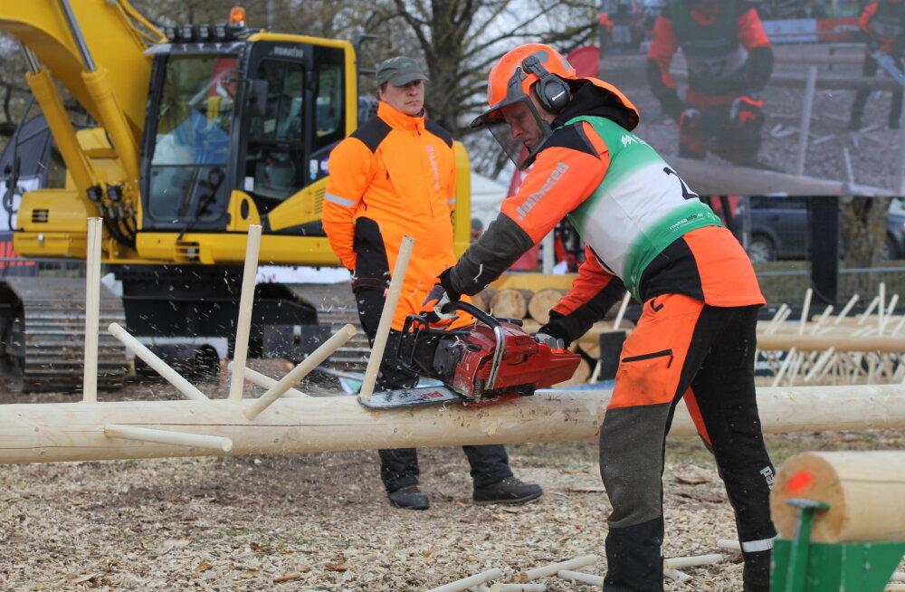 Eesti saenaised asuvad võistlustulle MM-i koha nimel