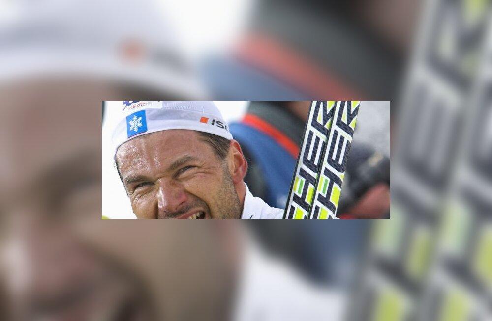 Alaver: austerlaste jutt Veerpalu dopingust on jama