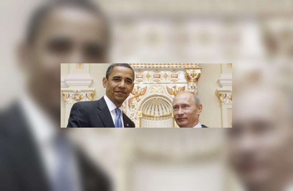 Putin kostitas Obamat hommikuse samovariteega