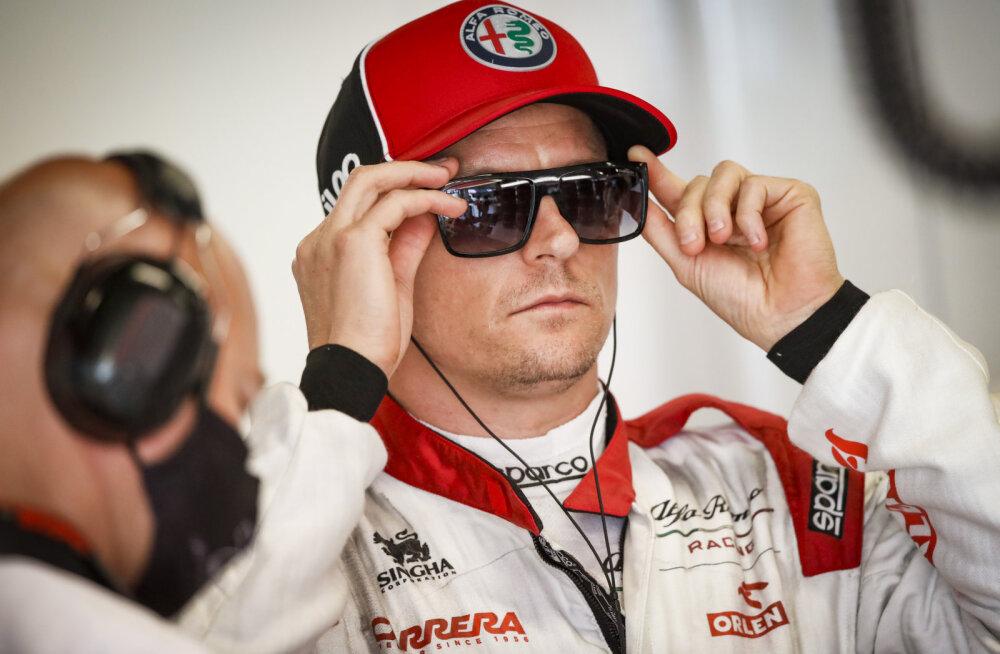 Kimi Räikkönen suurest otsusest: perekond tuleb esimesena