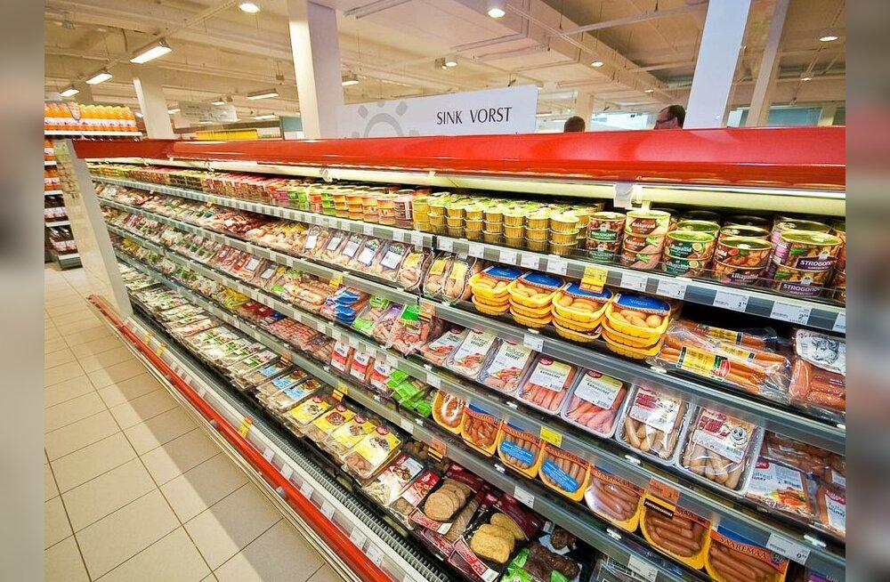 Maag lihatööstuse mai käive purustas kõik senised müügirekordid