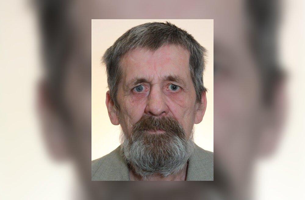 Politsei palub abi 68-aastase Arly leidmisel