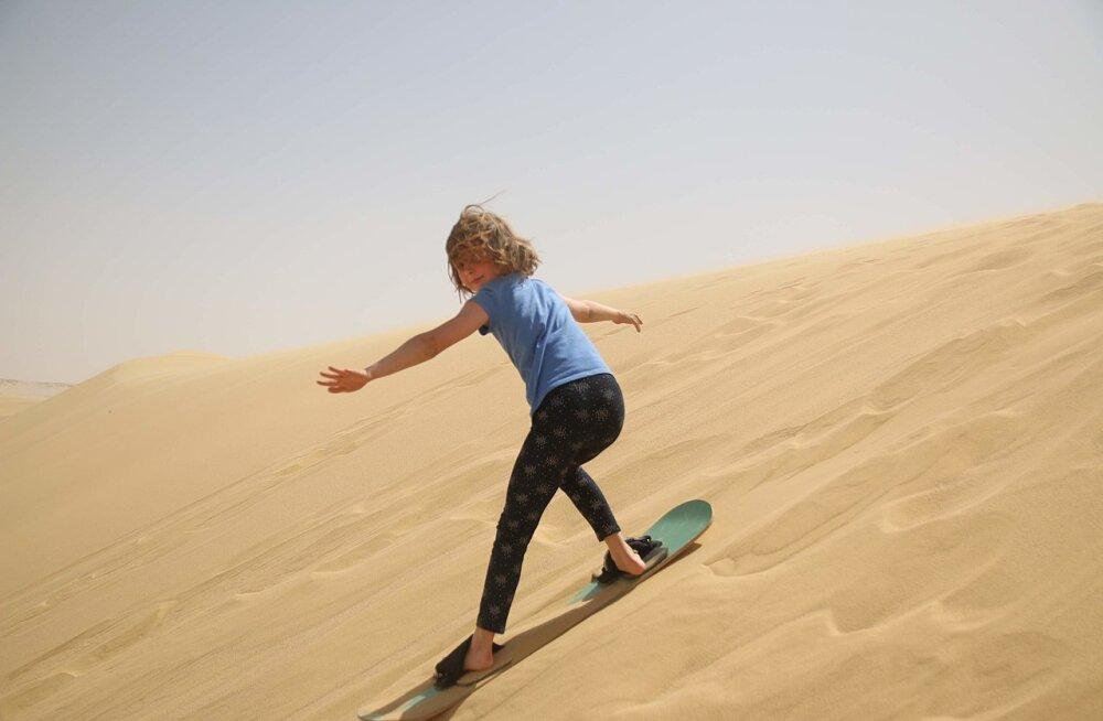 Insenerid hoiatavad: liiv on maailmast lõppemas