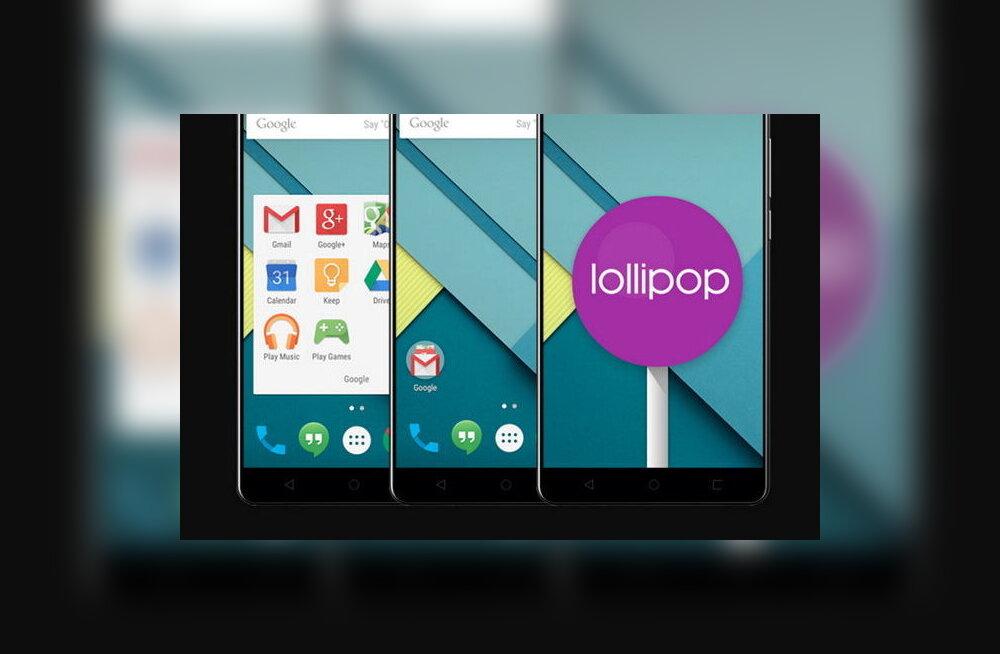 Vähetuntud tootja püstitas rekordi, kui suur aku Androidi-telefonis elada võiks