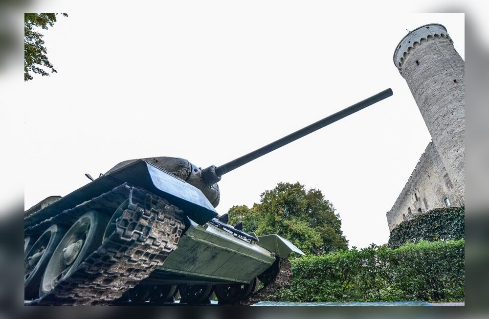 Tank Toompeal