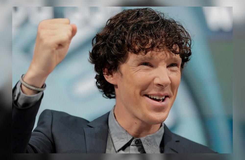 Benedict Cumberbatch ehk Sherlock Holmes