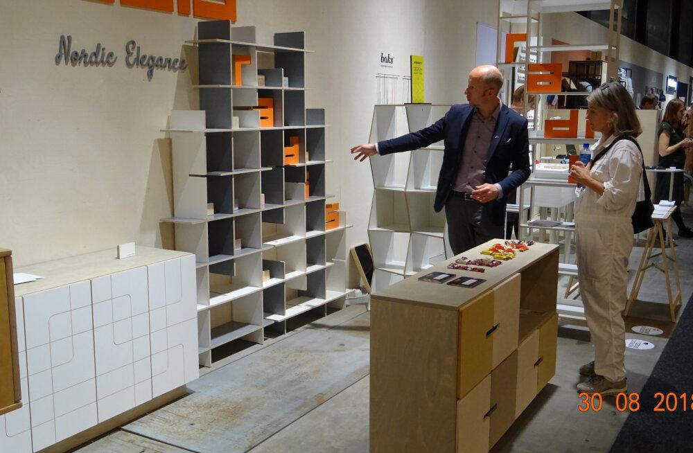 Loomeettevõtjad piilusid Norra turu ukse vahelt sisse
