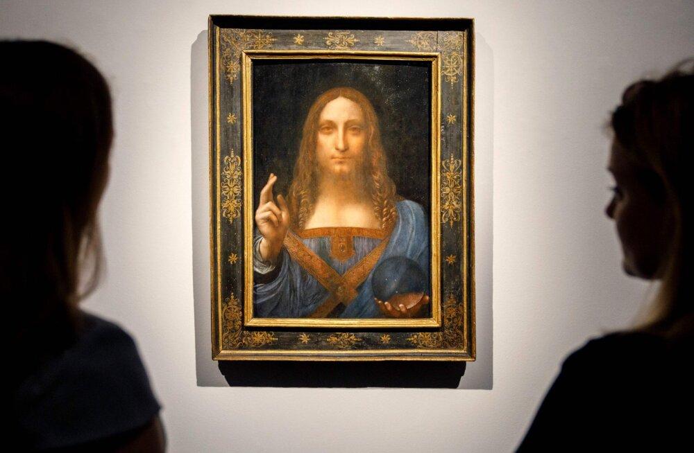 5 kõige kallimat maali, mis kunagi oksjonitel müüdud