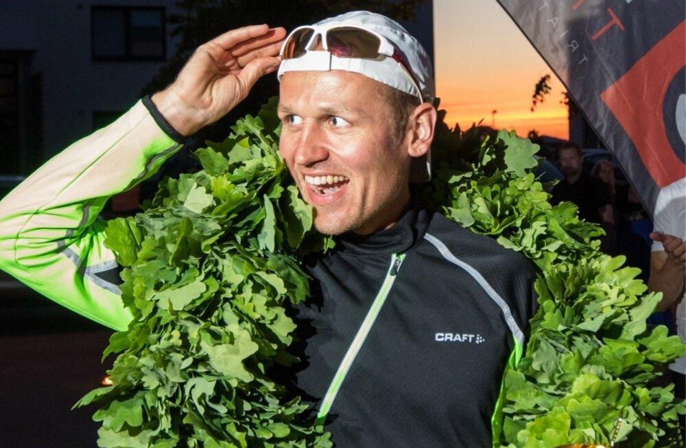 Rait Ratasepp finišeeris 14.07.16