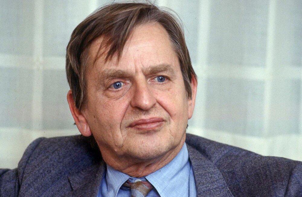 Menukirjanik Stieg Larssoni arhiivi põhjal kirjutatud raamat esitab teooria Rootsi peaministri Olof Palme mõrva kohta