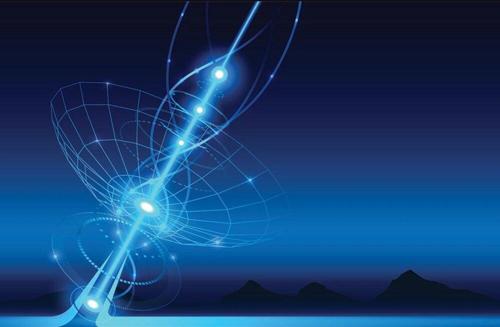 Uut tüüpi laser näib füüsikareegleid trotsivat