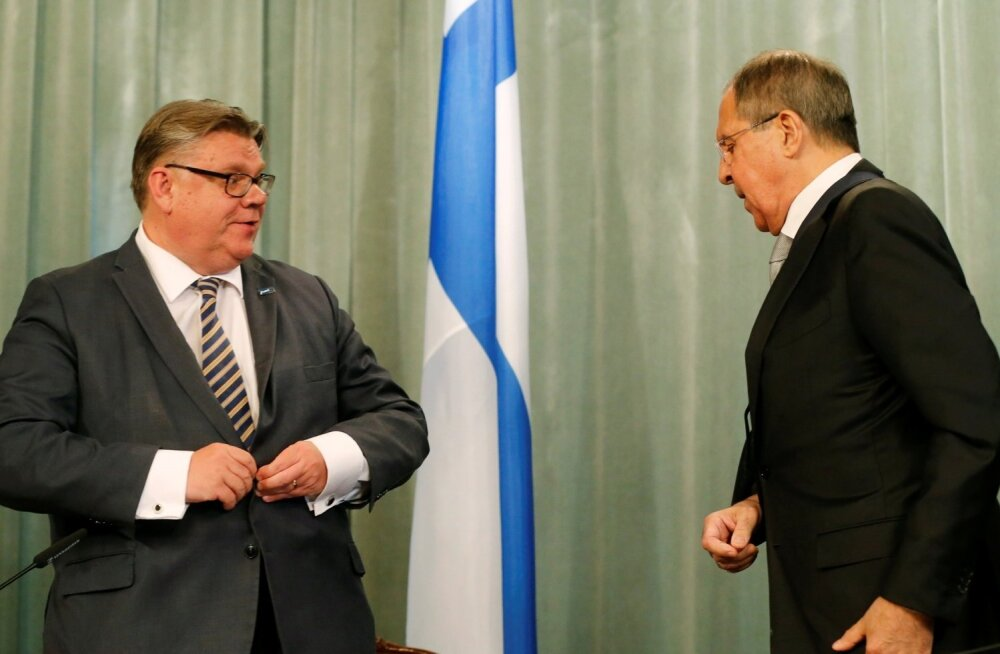 Lavrovi mittekallaletungilubadus ainuüksi NATO riikidele pani Soini mõtlema