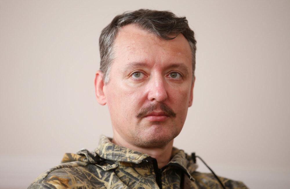 Donbassi separatistide endine juht Girkin: Putini meeskond oskab ainult varastada