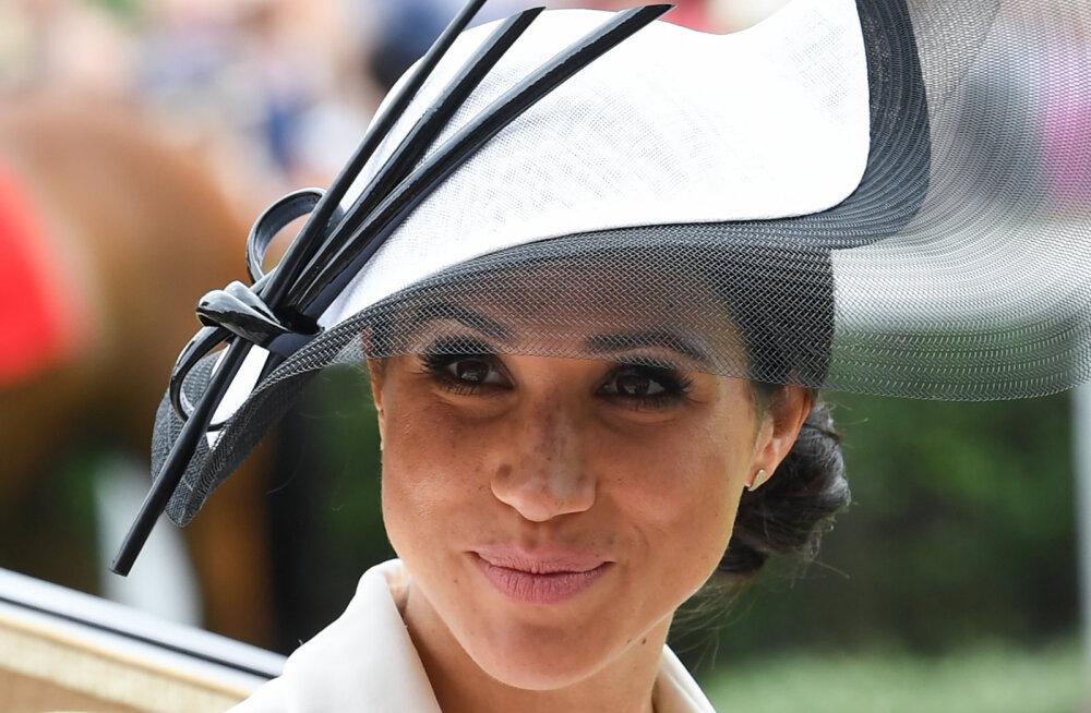 Sussexi hertsoginna Meghanist ei saa kahjuks prints Louise ristiema just sellel üllataval põhjusel