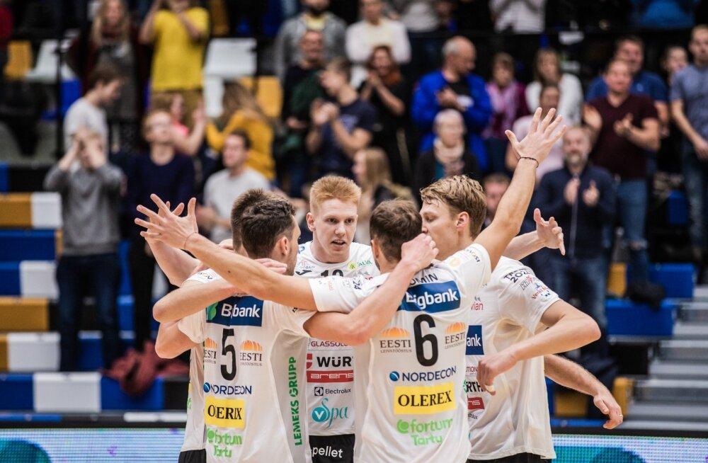 Bigbank Tartu vs Saaremaa VK