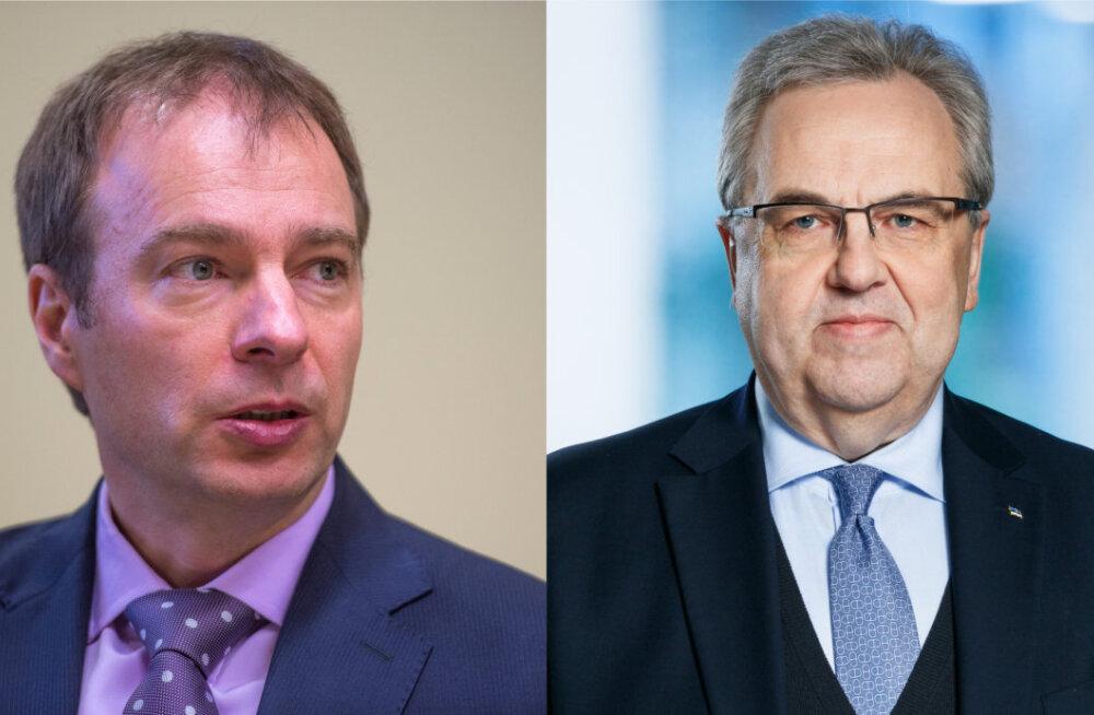 Eesti Energia nõukogu esimees Väino Kaldoja Saaremaa Ökokülas toimuvast: Hando Sutter on aus ja töökas inimene, kuid oletan, et oma isiklikele ettevõtmistele on tal aega napiks jäänud