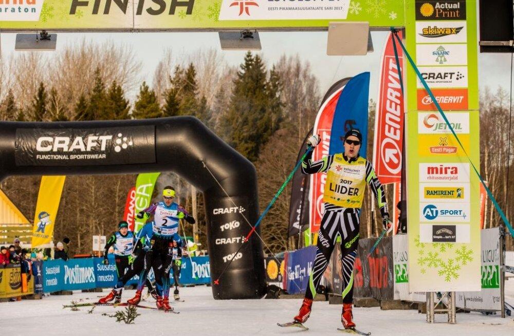 Tallinna suusamaratoni võitis Martti Himma