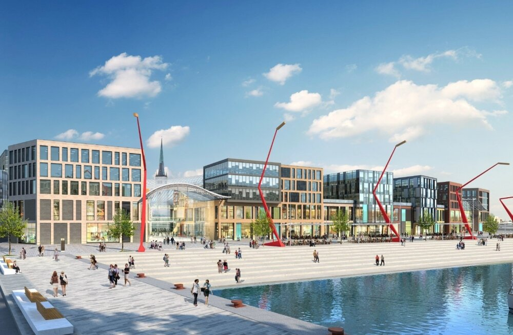 Tallinna sadamaala tulevik