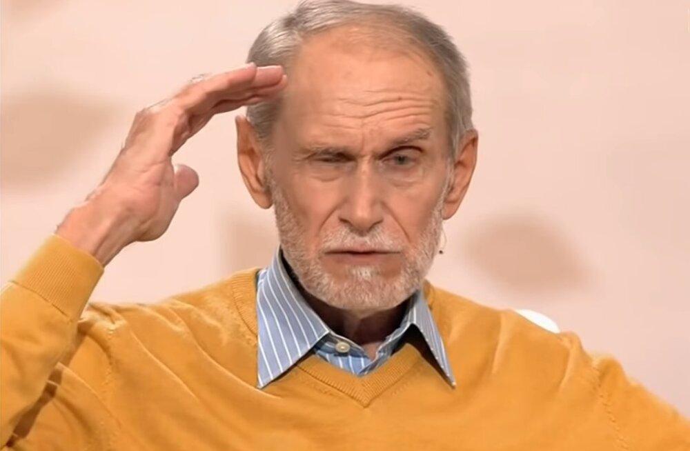 Виктор Коколюшкин раскритиковал неравный брак Петросяна