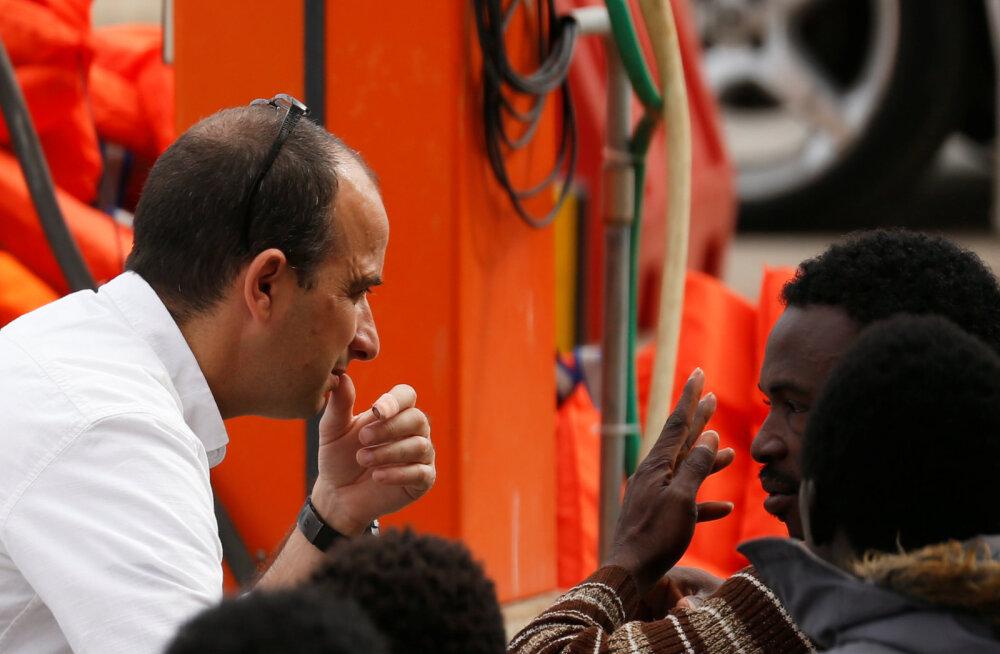 Malta päästis merelt kakssada põgenikku