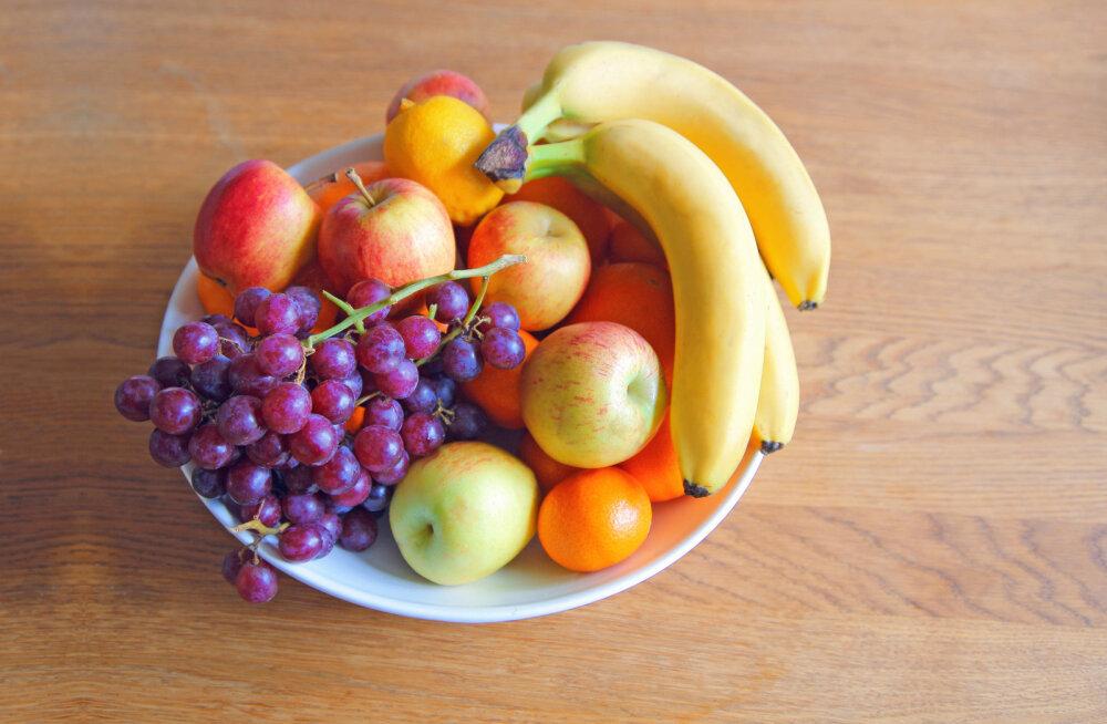 Kui soovid õhtul midagi süüa, siis eelista just SEDA puuvilja ja väldid liigseid kaloreid