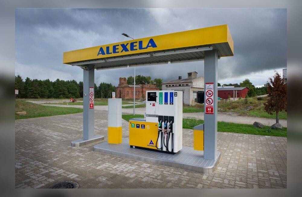Alexela kaubamärk on ilmselt tuntud kõige paremini tanklavõrgu järgi