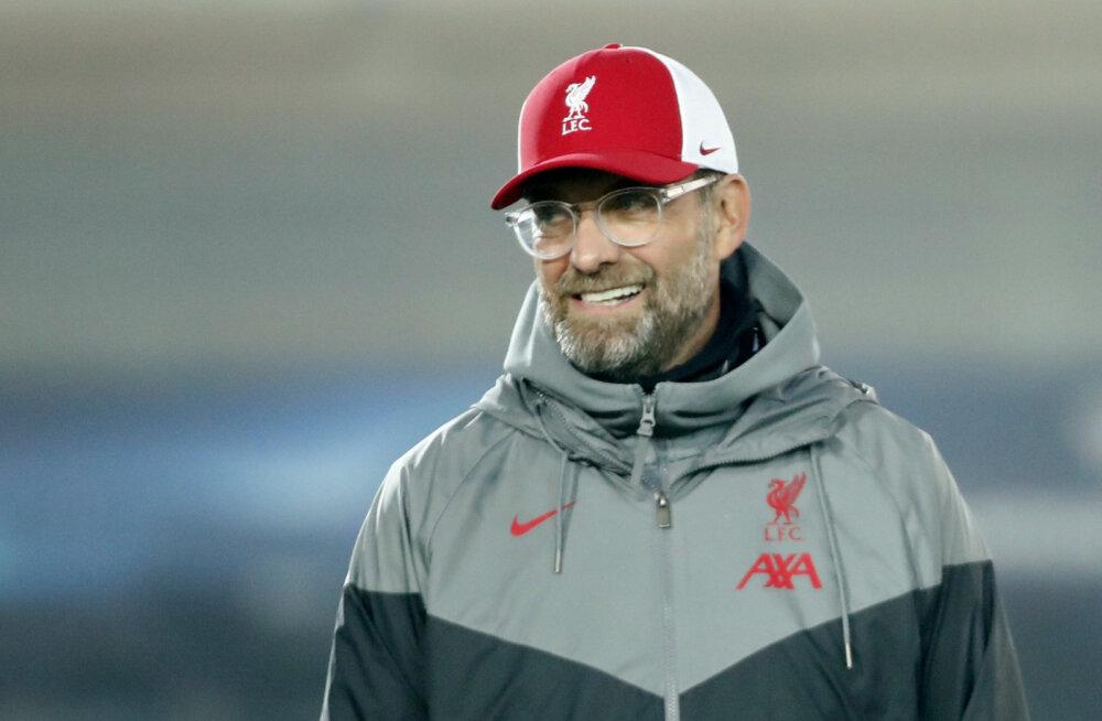 Jürgen Klopp: Premier League'i tiitliheitluses on kaheksa meeskonda