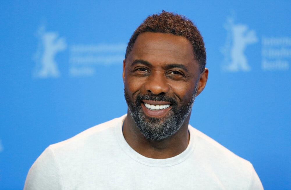 Idris Elba valiti aasta seksikaimaks meheks