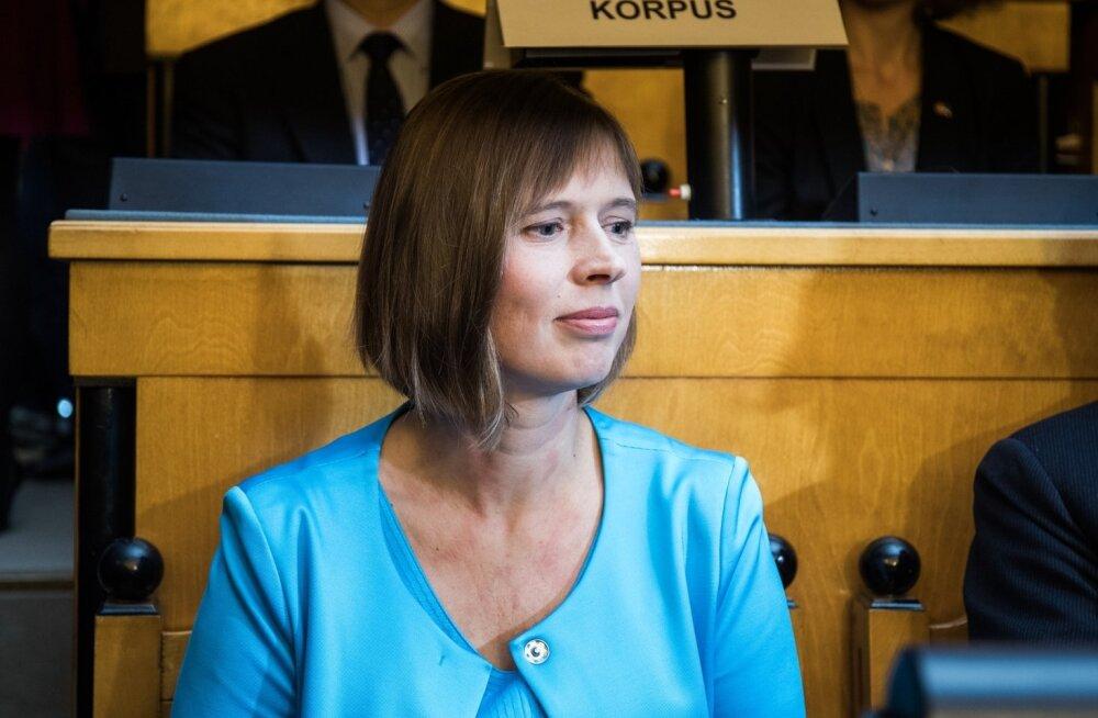 Кальюлайд: эстонец — это каждый, кто себя таковым считает