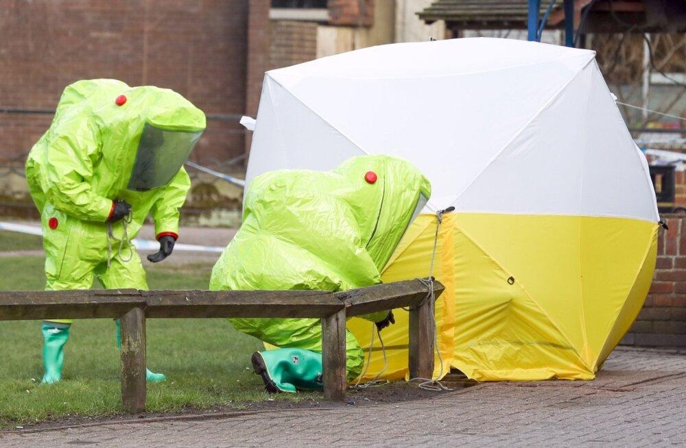 Ajalehed: Haagis peeti kinni Šveitsi mürgilaboratooriumi häkkima teel olnud kaks Vene spiooni