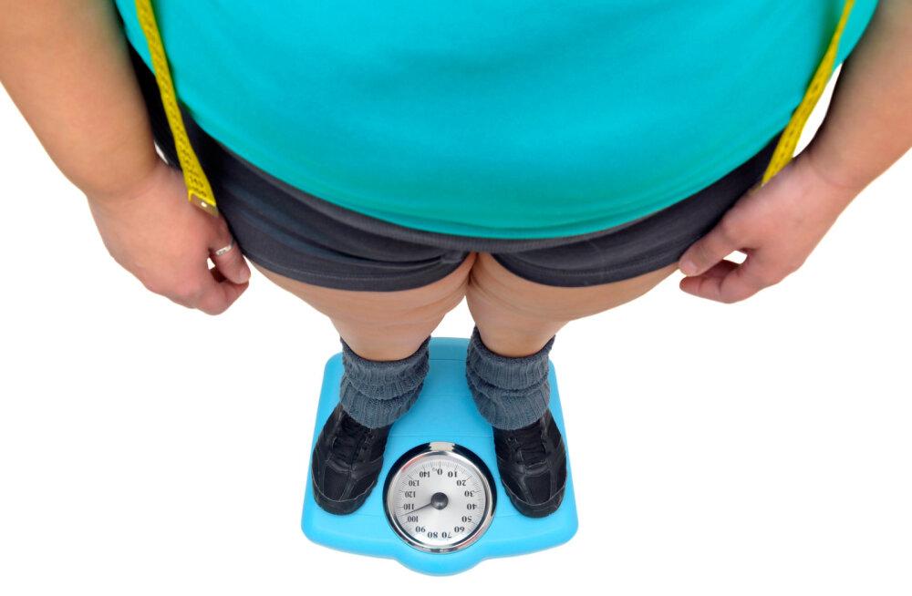 Ülekaalulisus: kolmandik kõigist vähktõbedest on otseselt sellega seotud