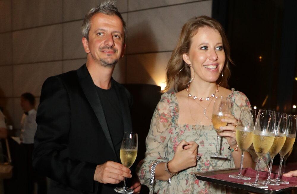 Ксения Собчак: мы с Константином Богомоловым не скрываемся, но и не афишируем отношения