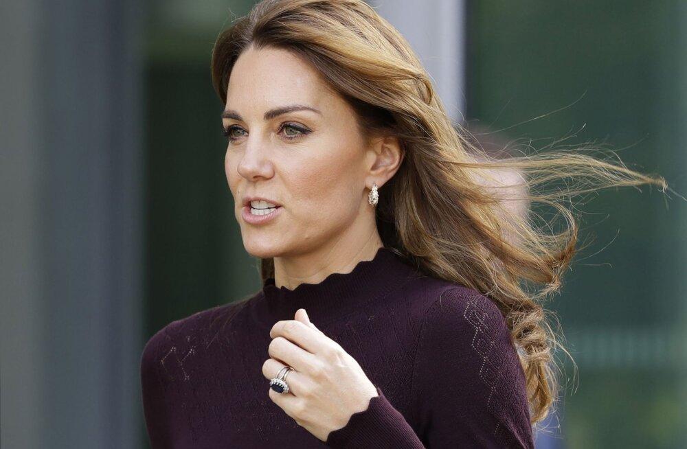 Kate Middleton avaldas enda laste kasvatamise saladuse