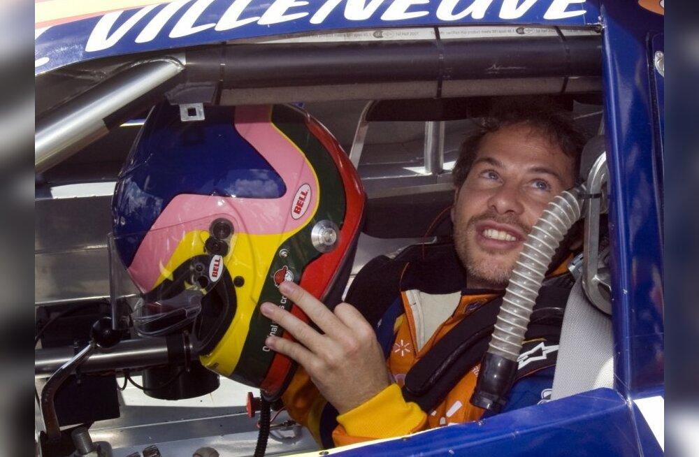 Villeneuve'i F1 tiimi rahastab Liibüa diktaatori poeg