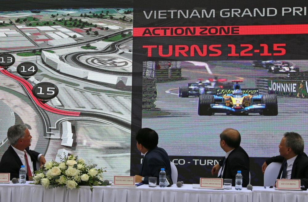 Vietnami etapi esitlus