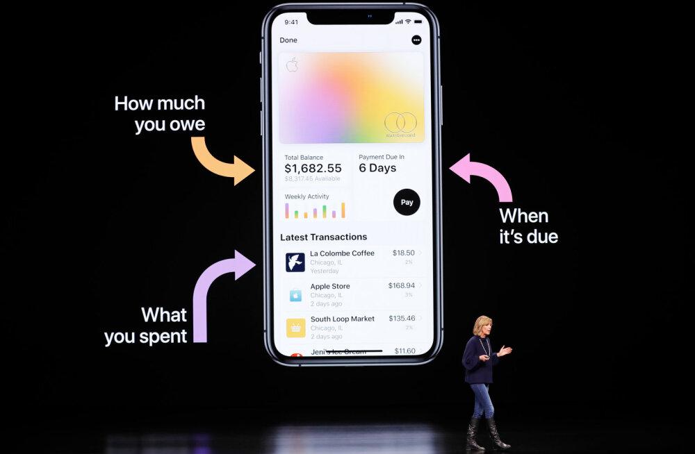 Apple Pay makselahendus jõudis Eestisse