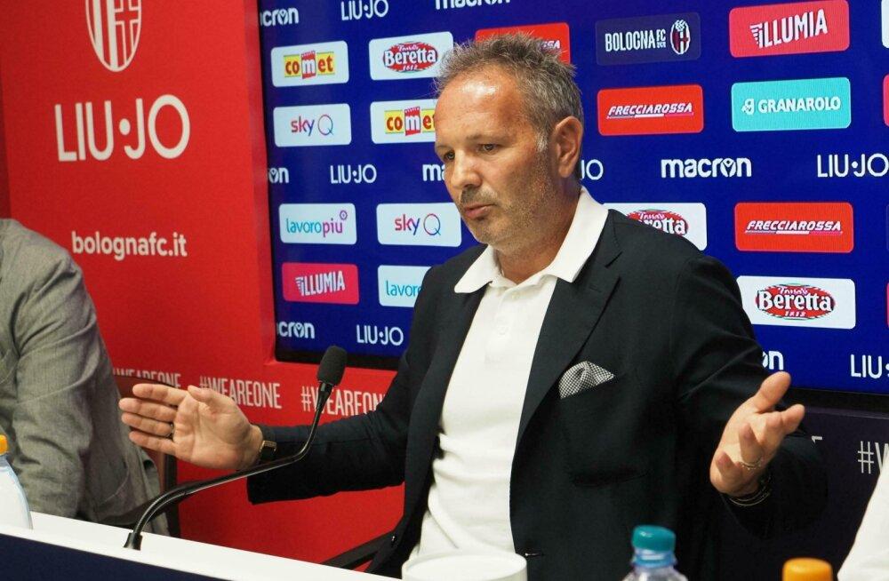 Itaalia kõrgliigaklubi peatreeneril avastati leukeemia
