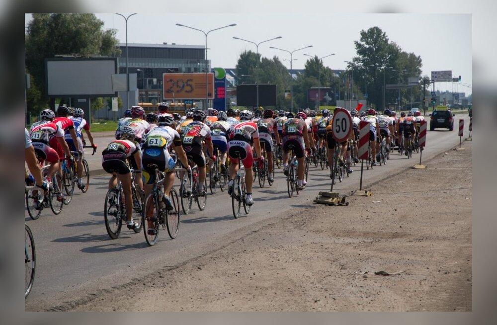 Saarlane võitis Prantsusmaal juunioride rattavõistluse