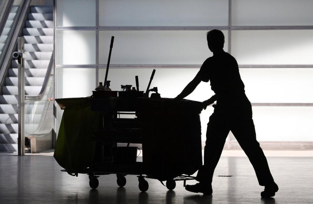 Taani puhastusteenuste gigant: Eestis mingeid koondamisi ei tule