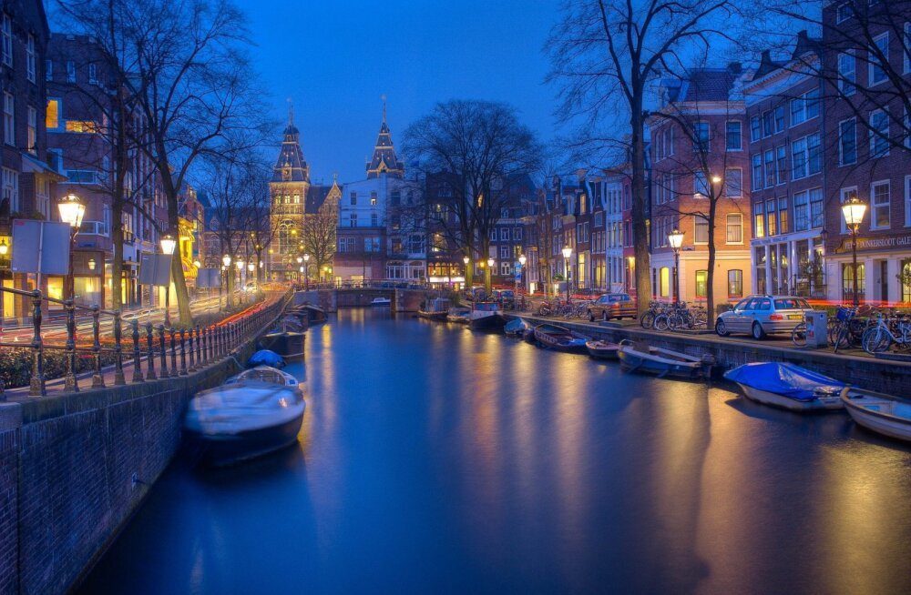 Hea pakkumine! Edasi-tagasi lennud Tallinnast Amsterdami alates 107 eurost