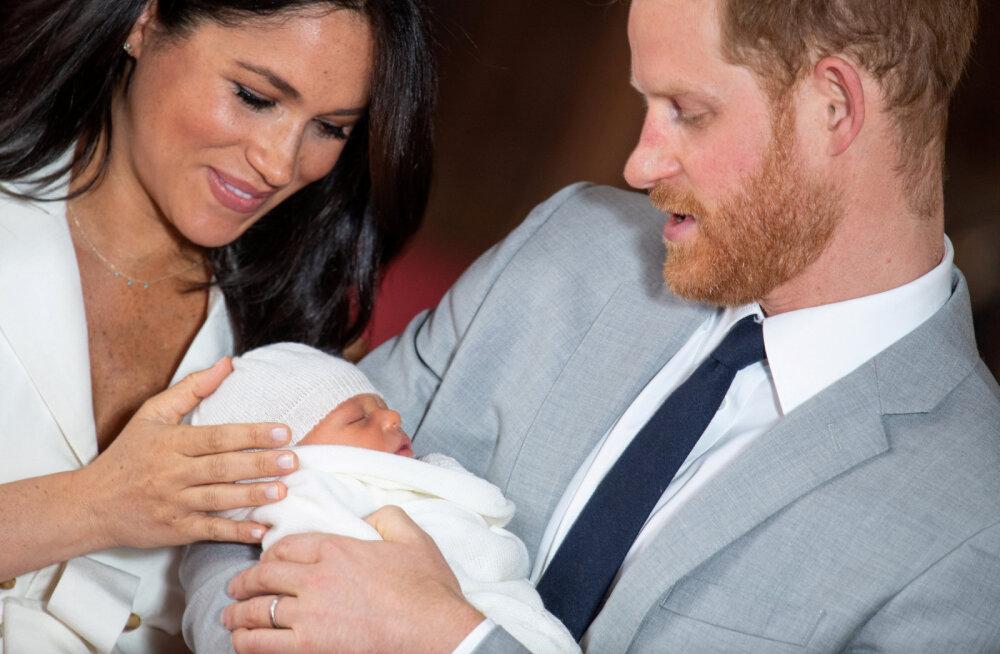 Prints Harry viib Meghani ja Archie emotsionaalsele palverännakule printsess Diana hauale