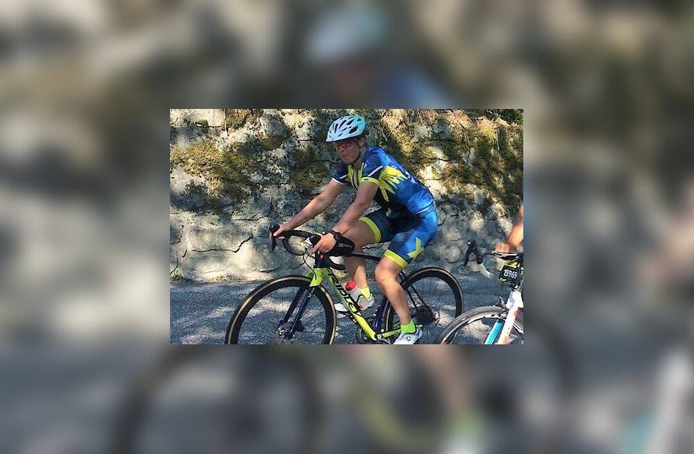 Briti portaal: Kaljulaidist sai esimene riigipea, kes on Tour de France'i ränkraske rahvasõidu läbinud