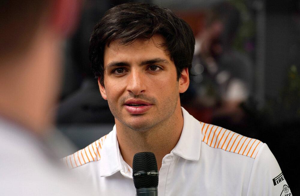 Carlos Sainz: sõlmisime Ferrariga lepingu teineteist kordagi nägemata