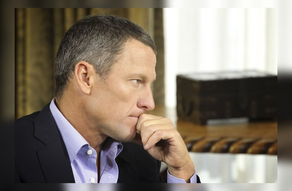 Lance Armstrong andis Sydney olümpiamedali tagasi